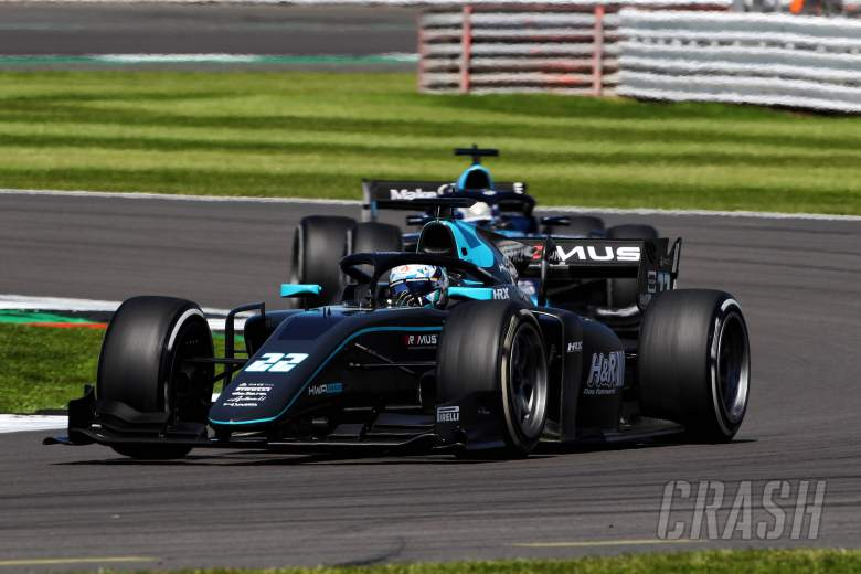 F2 Inggris: Hasil Lengkap Feature Race dari Silverstone