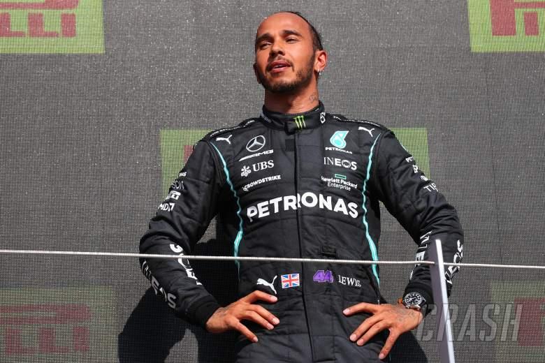 'Aggressive' Verstappen didn't leave me enough space - Hamilton