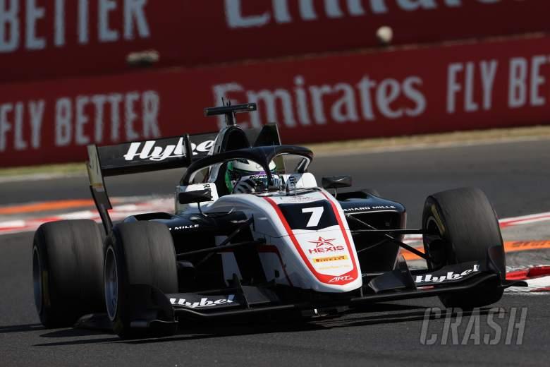 F3 Hongaria: Hasil Lengkap Sprint Race 1 dari Hungaroring