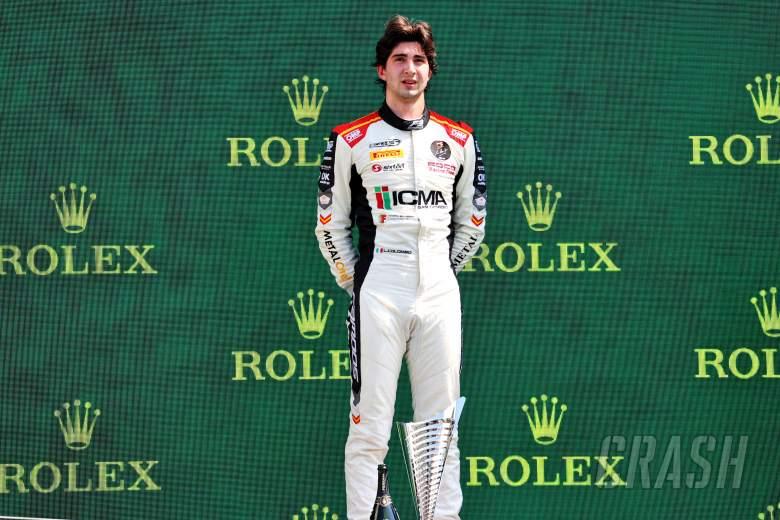 F3 Belgia: Colombo Cetak Kemenangan Dominan dalam Kondisi Basah