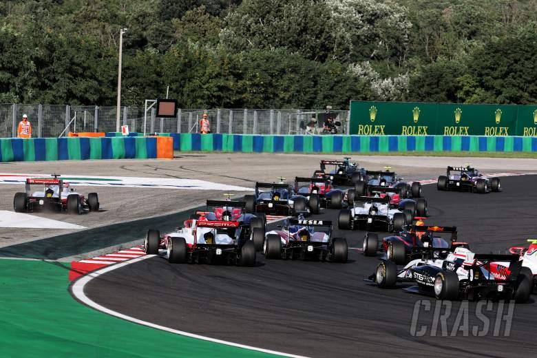 FIA Formula 3 2021 - Hungary - Full Feature Race Results