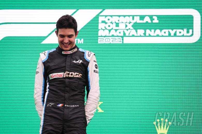 Jalan Berliku Esteban Ocon Menuju Kemenangan F1 Pertamanya