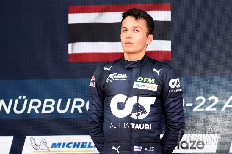 Red Bull working to find Albon F1 seat for 2022 after Perez renewal
