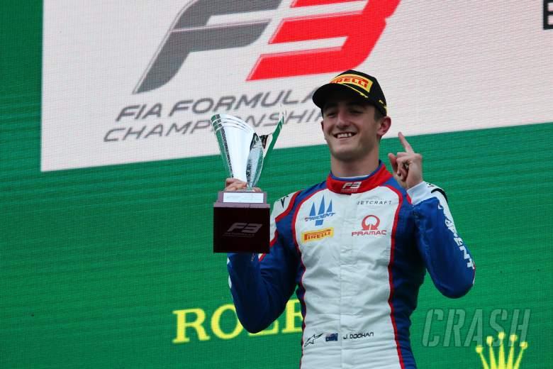 Doohan beats Martins to Belgium F3 feature race victory