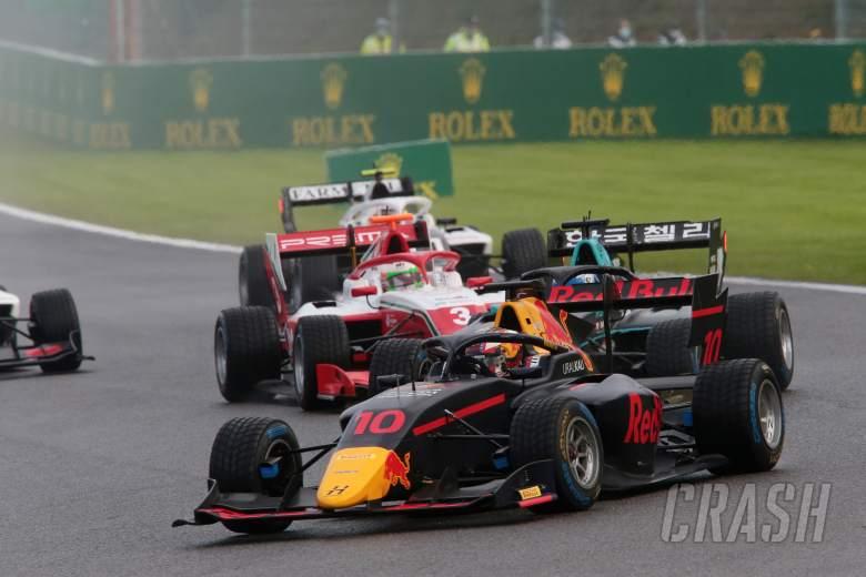 FIA Formula 3 2021 - Belgium - Full Feature Race Results
