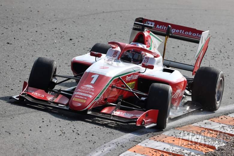 Hauger returns to form as he beats Schumacher to Zandvoort F3 pole