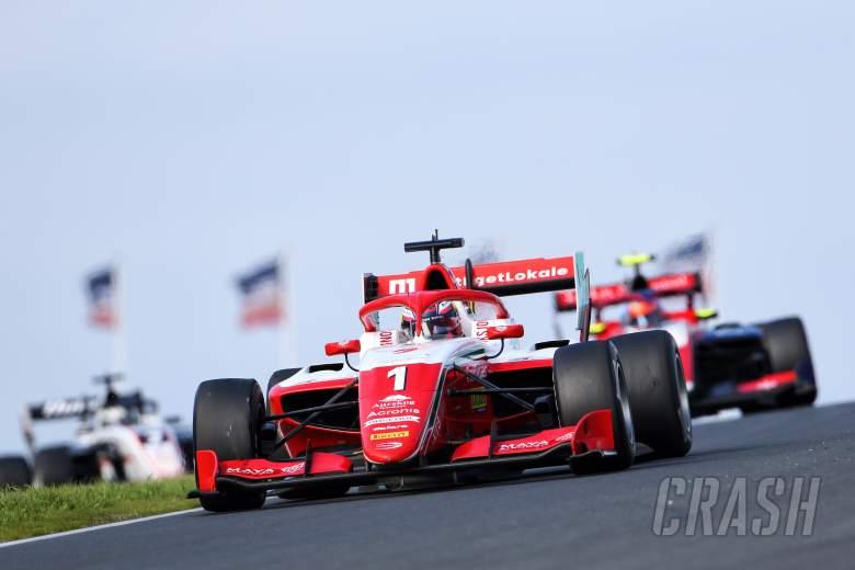 F3 Belanda: Menang Feature Race, Hauger Makin Dekat ke Gelar