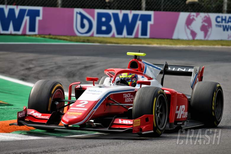 Oscar Piastri extends F2 points lead with pole at Monza