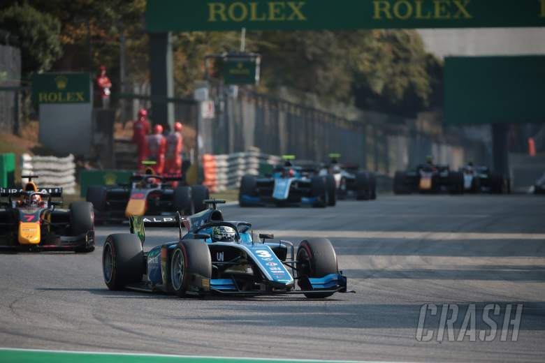 F2 & F3 to revert to two-race weekend format from 2022