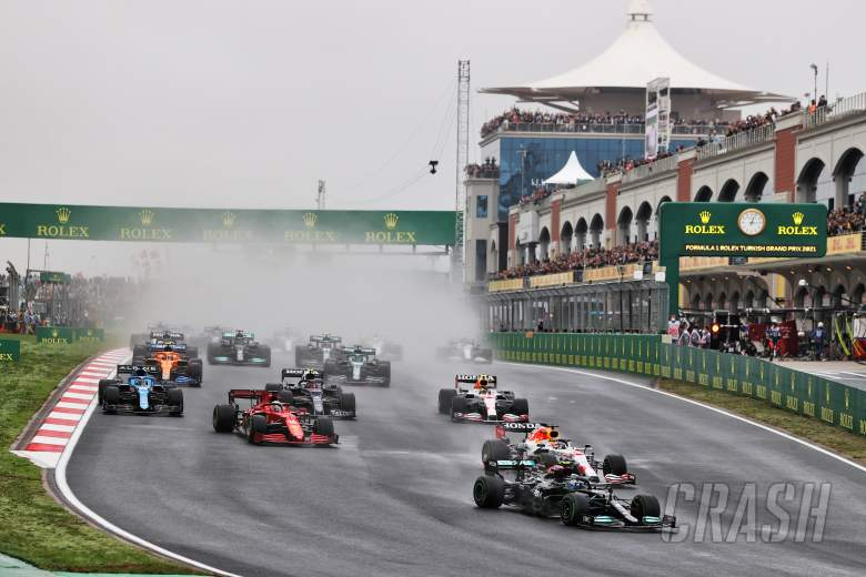 How the 2021 F1 Turkish Grand Prix unfolded