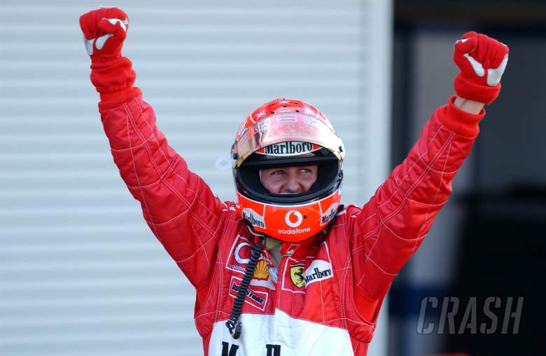 Netflix film about F1 legend Schumacher set for September release