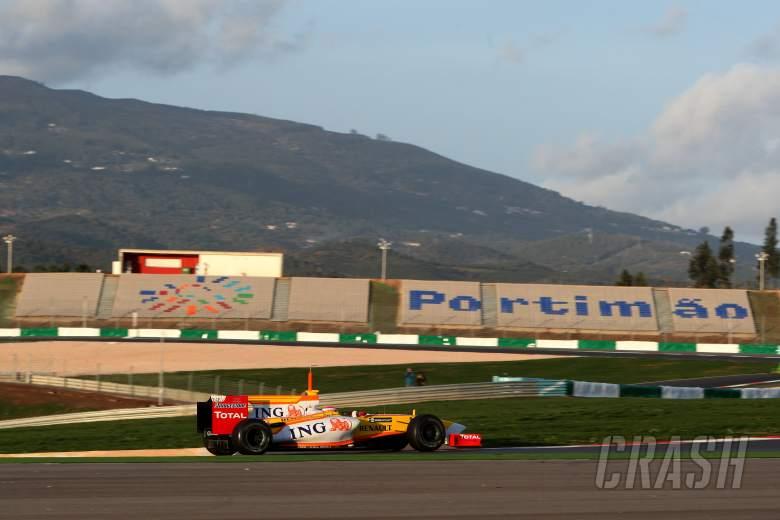 Portimao yang layak mendapatkan F1 siap untuk tembakan tahun 2020