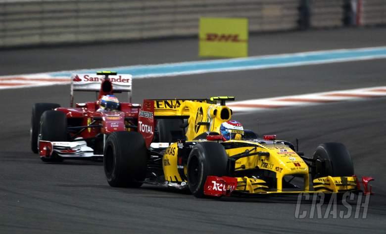 Fernando Alonso Yakin Layout Baru Yas Marina Hasilkan Banyak Overtake