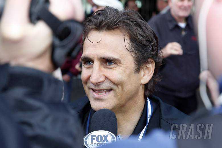 """Ex-F1 racer Zanardi showing """"significant clinical improvements"""""""