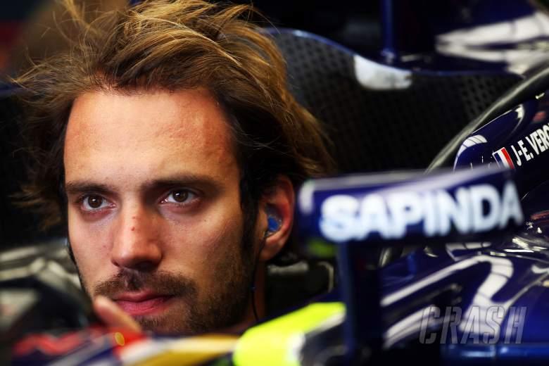 JEV merenungkan tugas F1: 'Selama tiga tahun, saya tidak tersenyum'