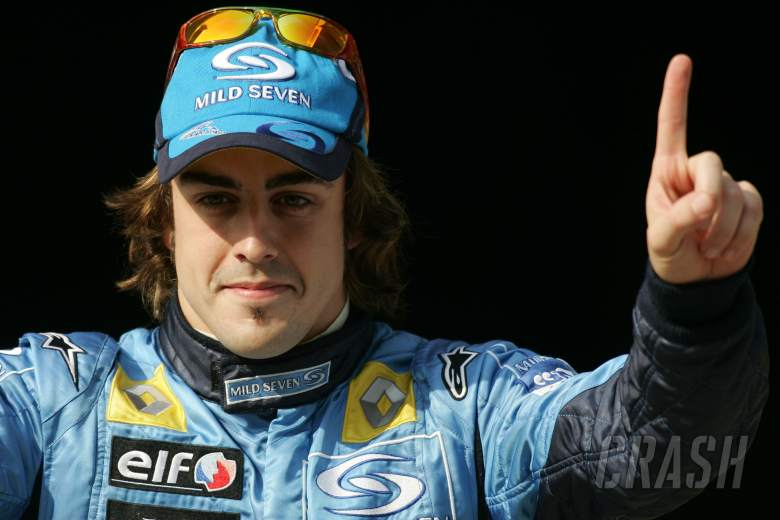 'Pride, emotion' drives Fernando Alonso back to Renault F1 'family'
