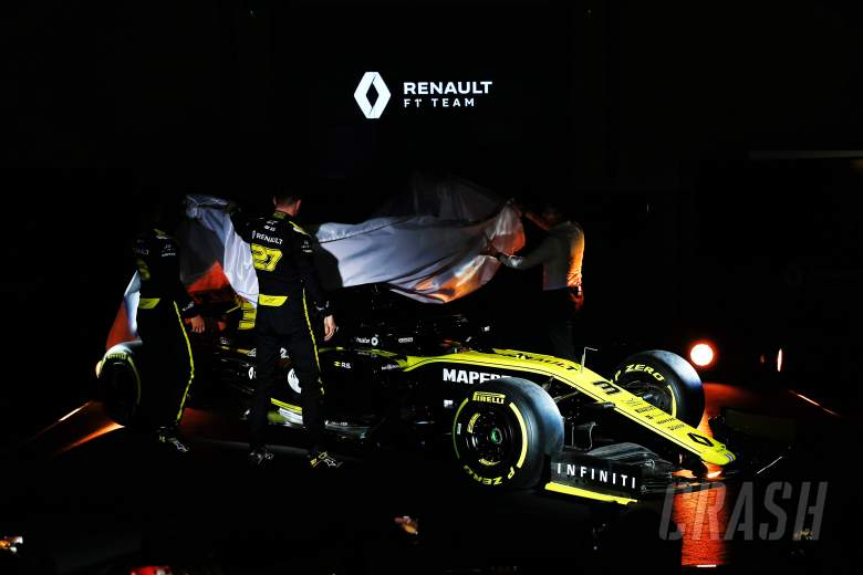 Renault sets 2020 F1 car launch date