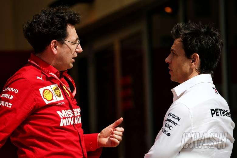 F1 Gossip: Mercedes makes U-Turn in Ferrari engine row