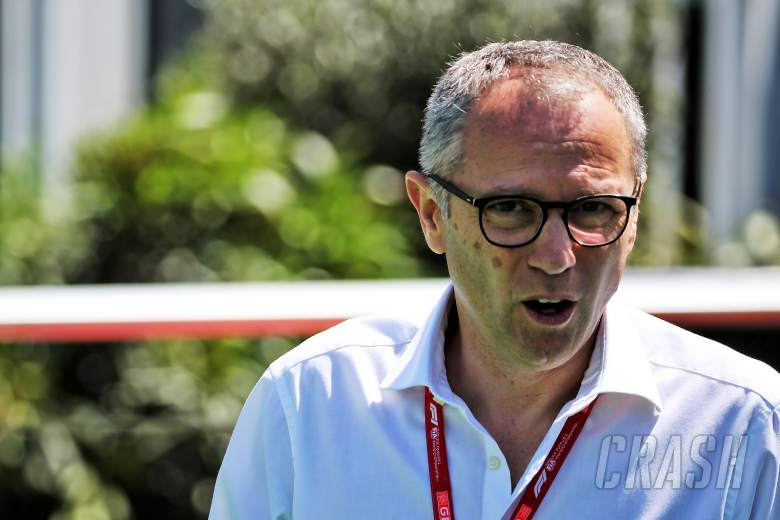 Gosip F1: Mantan bos Ferrari Stefano Domenicali akan menggantikan Chase Carey
