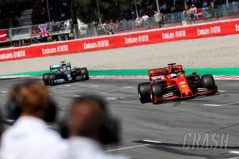 Gosip F1: Mercedes 'memantau' Vettel untuk tahun 2021