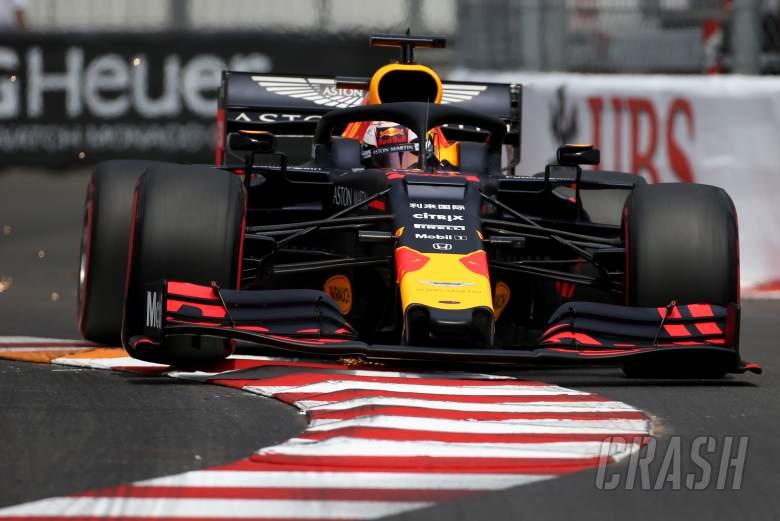 Red Bull Bertekad 'Pukul' Mercedes di F1 GP Monaco