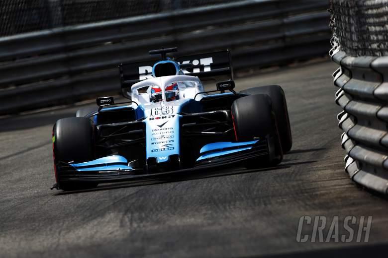 George Russell dominates F1's Monaco Virtual GP