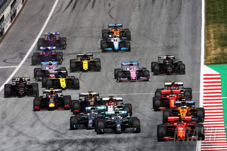 """F1 """"increasingly confident"""" about staging 2020 season"""