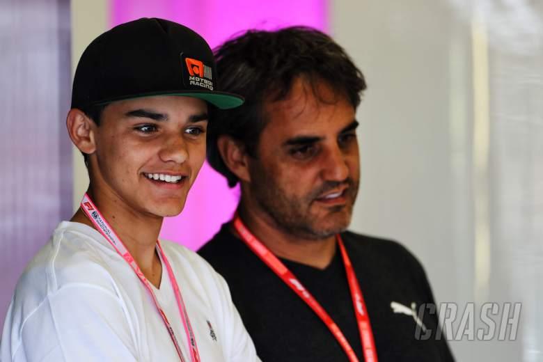 Putra pemenang balapan F1, Montoya, bergabung dengan Prema di F4