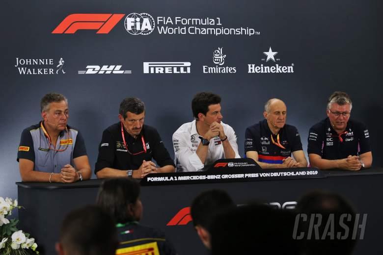 Toto Wolff, Mercedes, Cyril Abiteboul, Renault, F1,