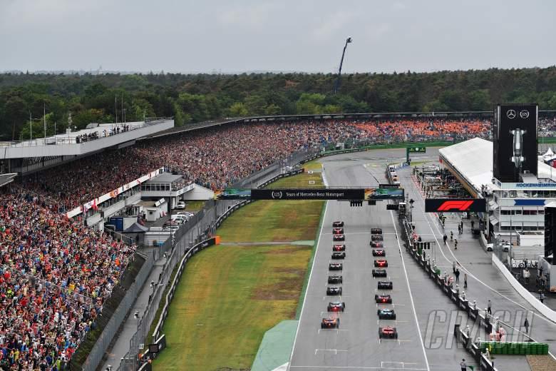 Hockenheim open to helping F1's 2020 season bid