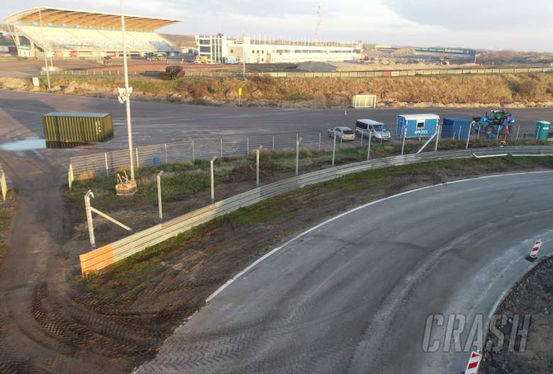 Zandvoort F1 circuit set to meet crucial FIA safety standards