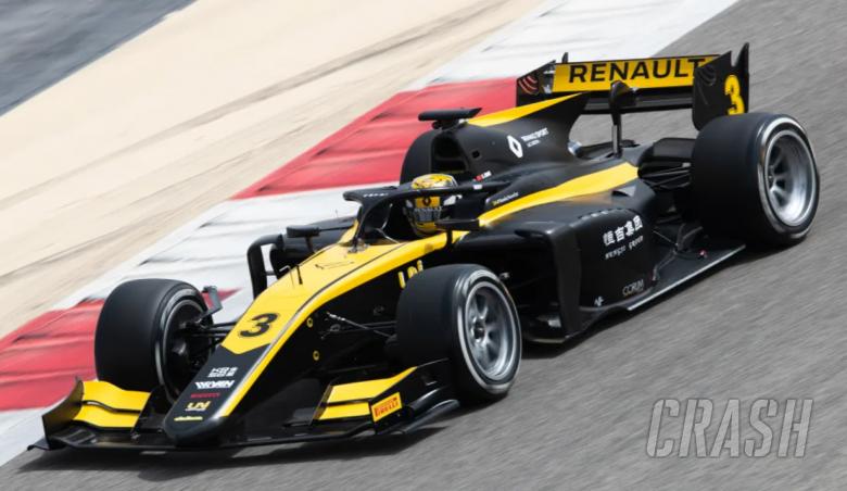 FIA F2 Austria - Hasil Kualifikasi