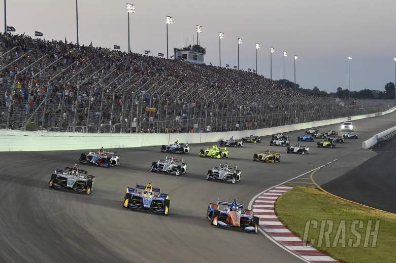 IndyCar Bommarito 500 - Hasil Race