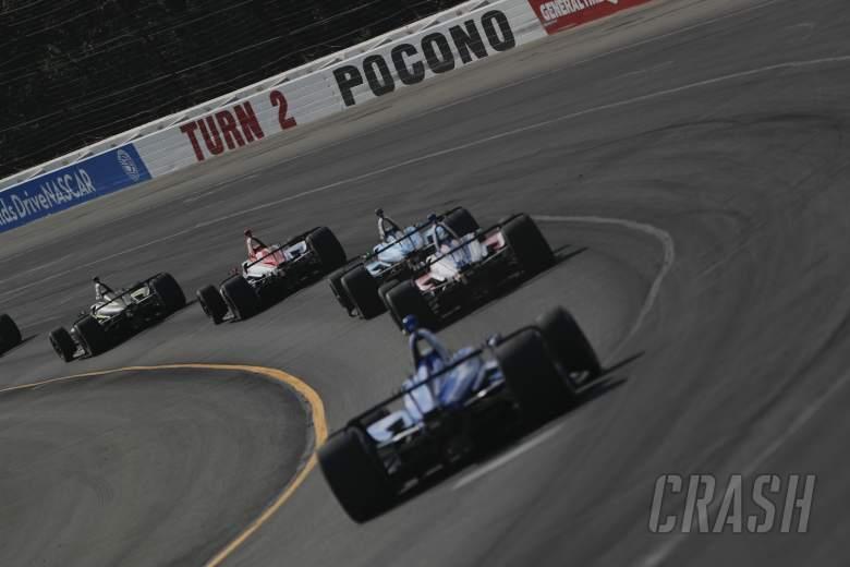 Wickens: IndyCar should consider divorcing 'toxic' Pocono