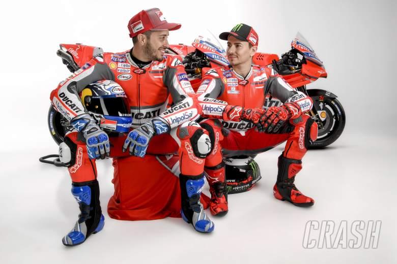 Bentrokan pebalap bukan hal yang mengkhawatirkan bagi Ducati