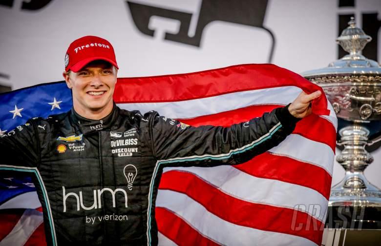 Brown: 'Outstanding' Newgarden, Dixon good enough for F1