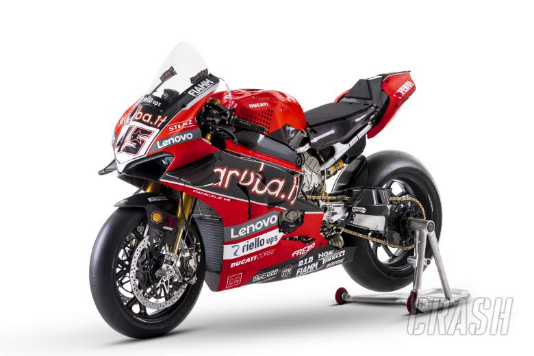 FIRST LOOK: Aruba.it Ducati unveil 2021 World Superbike livery