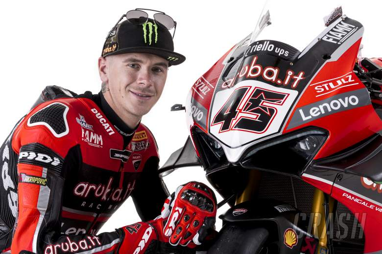 Scott Redding Kembali 'Lapar' Bersama Aruba Ducati pada 2021