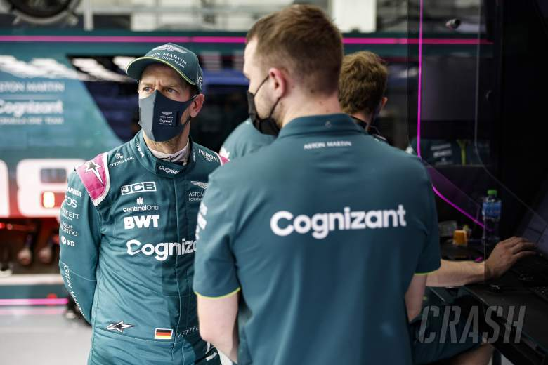 Vettel: Mercedes not to blame for Aston Martin's F1 test woes