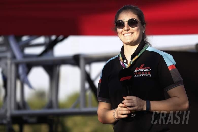 Calderon to make Formula 2 test debut with Charouz