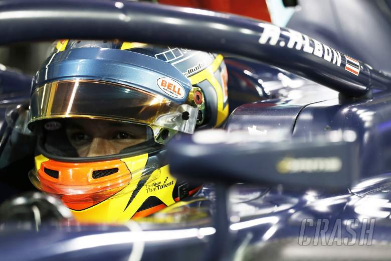 Nissan splits with Albon, paving way for Toro Rosso F1 seat