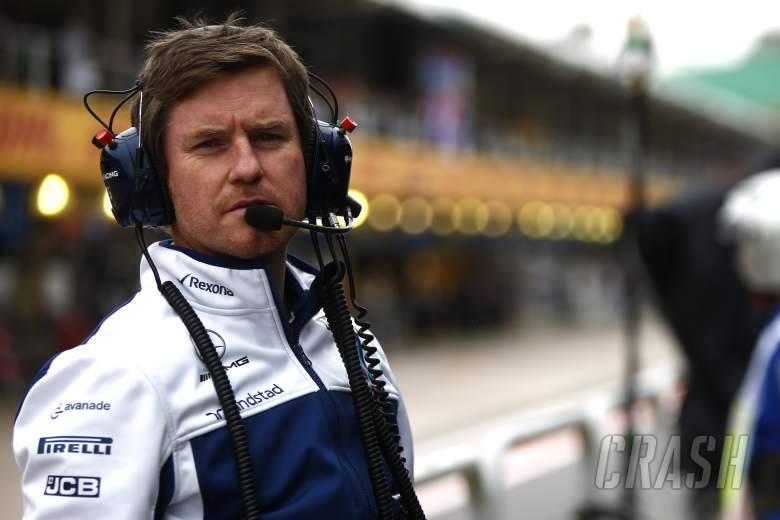 Smedley akan meninggalkan peran Williams F1 pada akhir 2018