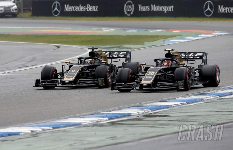 Haas: Replacing Grosjean/Magnussen mid-season would be 'desperate'