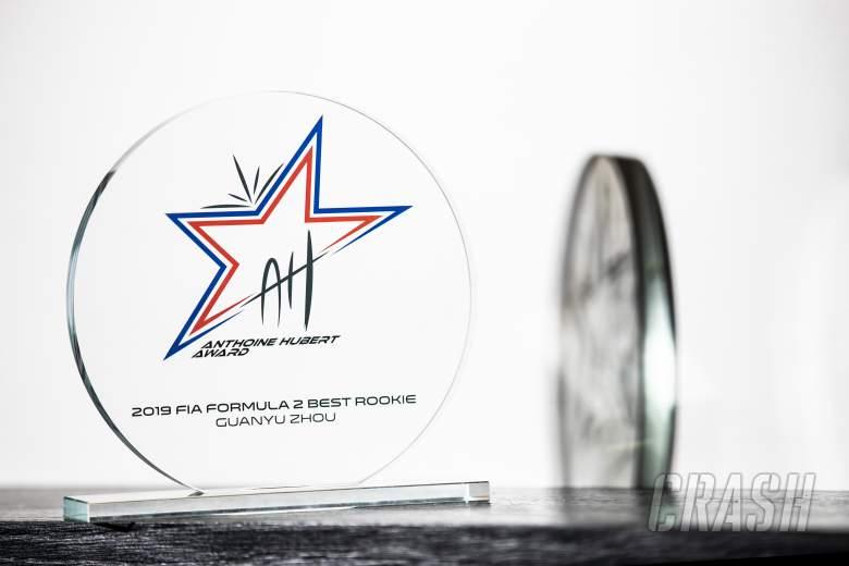 F2 mengumumkan Penghargaan Anthoine Hubert baru untuk pendatang baru terbaik
