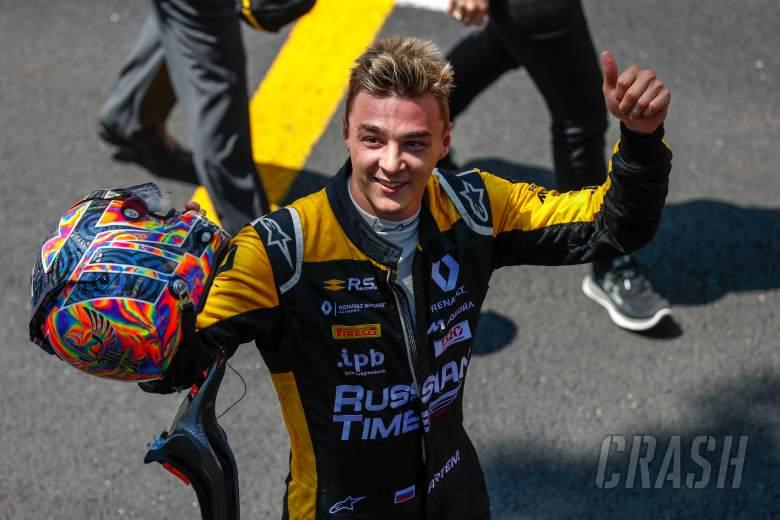 Markelov wins chaotic F2 feature race in Monaco