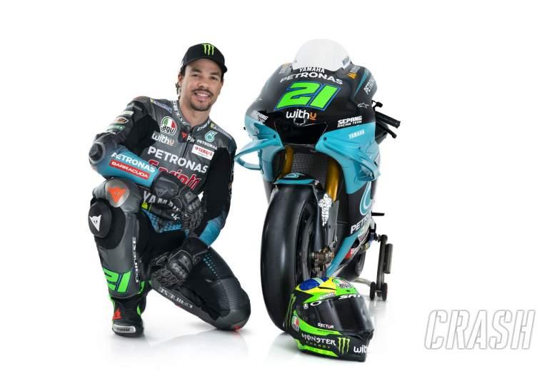 Petronas: 'Motorsport artist' Morbidelli can fight for MotoGP title