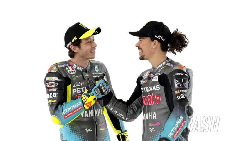 Morbidelli: MotoGP is a game, nothing bigger than friendship