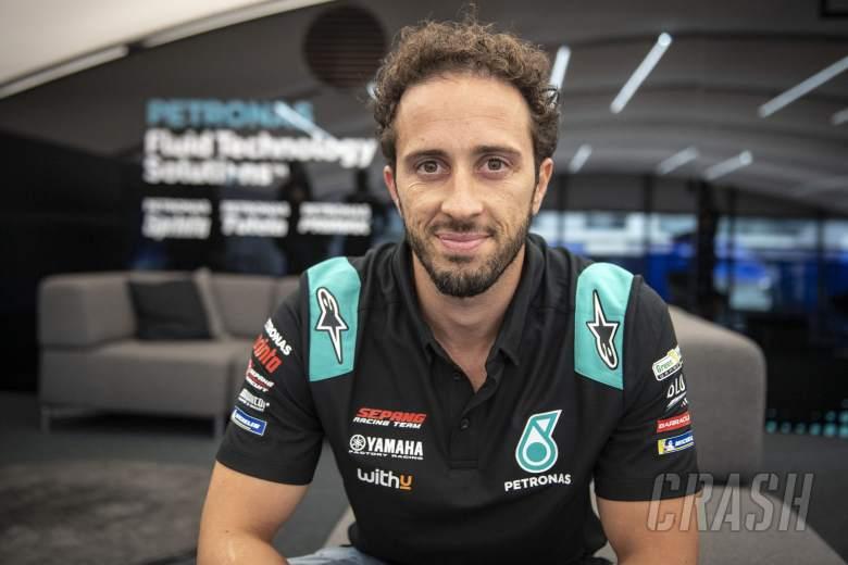 官方:安德里亚·多维齐奥索(Andrea Dovizioso)让MotoGP重返米萨诺,标志着2022年的到来
