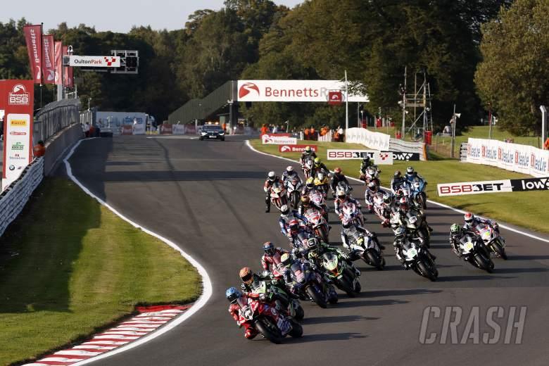 2021 Bennetts British Superbike Championship calendar updated