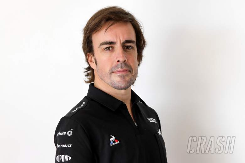 """Alonso in the 'best shape ever' and """"completely fit"""" for F1 testing"""